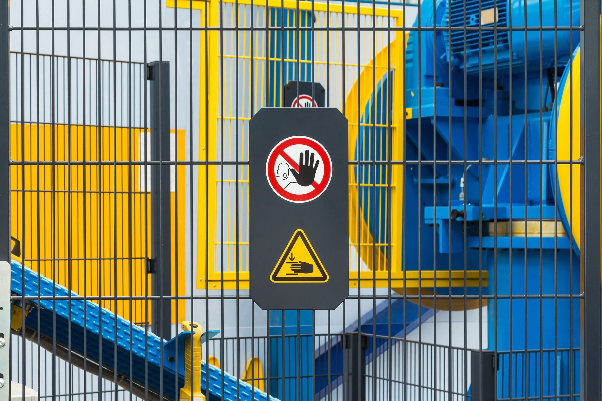 Machine safety guarding: 9 top tips