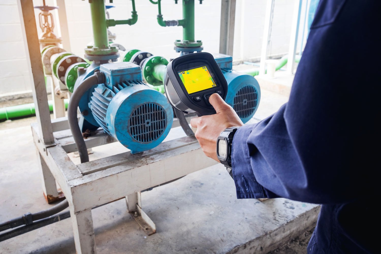 The benefits of predictive maintenance